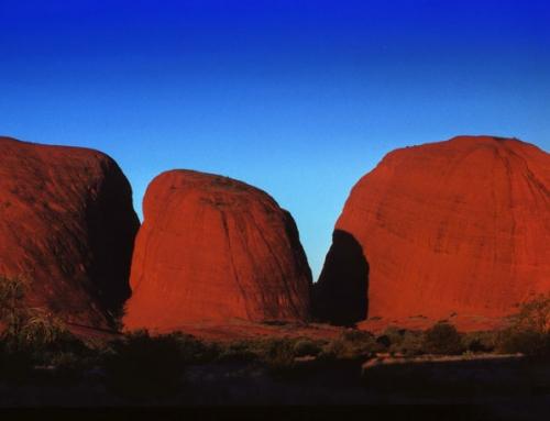 Les Olgas ou Kata Tjutan, Australie