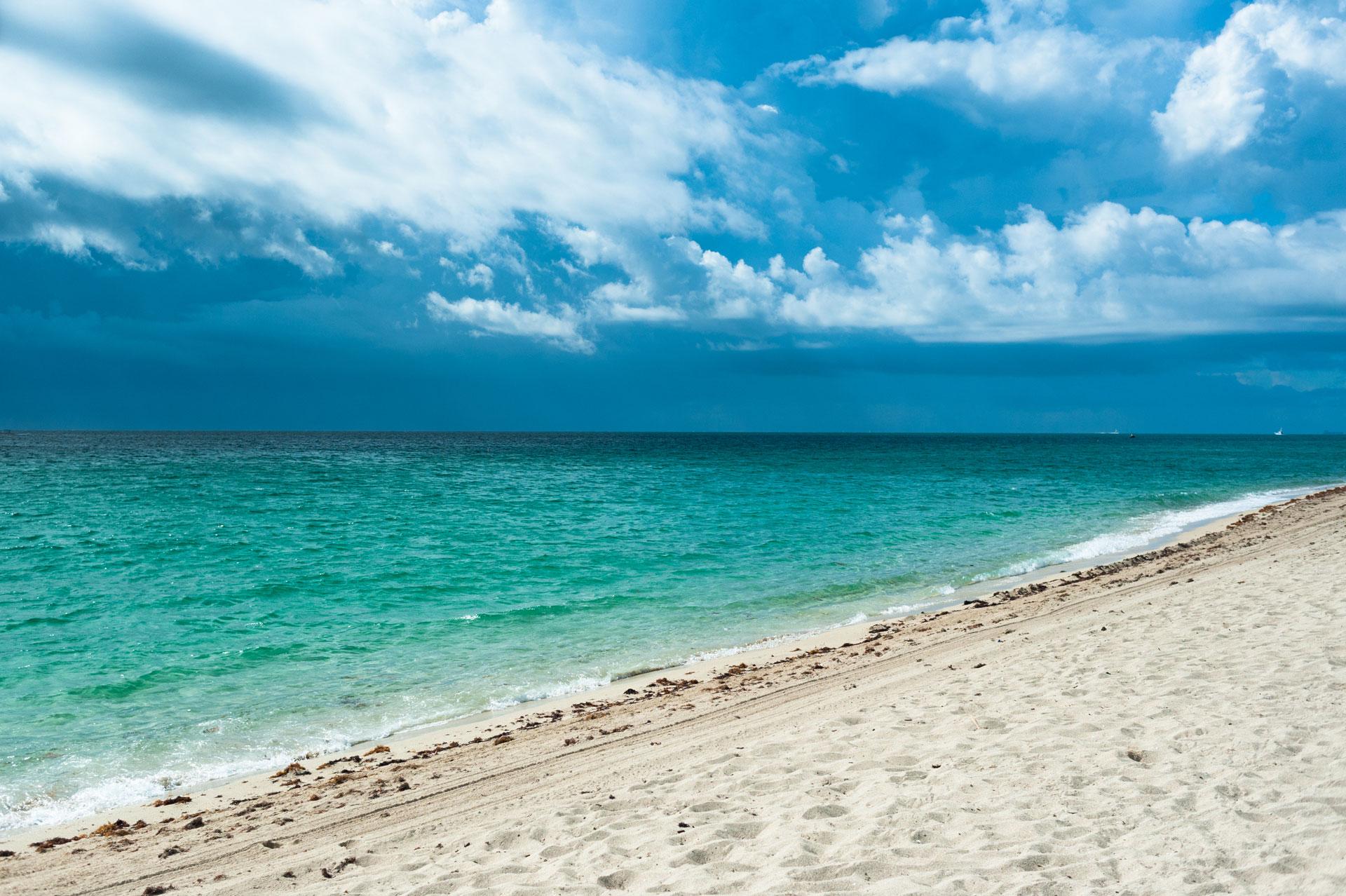 Miami Beach. Photo Gérard Perez