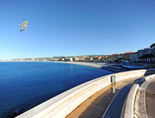 Rauba Capéu, Promenade des Anglais