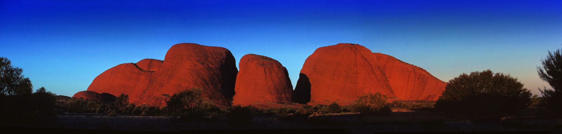 Monts Olgas, Territoire du Nord, Australie